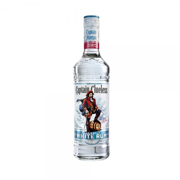 Captain Morgan White rum - Clueless