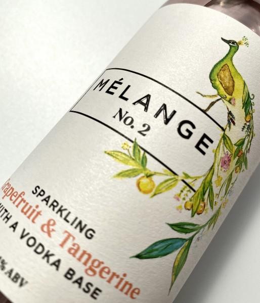 Mélange no.2 - Grapefruit & Tangerine 27.5Cl