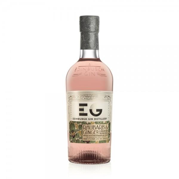 Edinburgh Gin Rhubarb & Ginger Liqueur 50cl