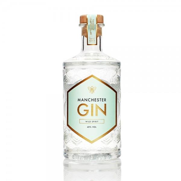Manchester Gin Wild Spirit Gin 50cl