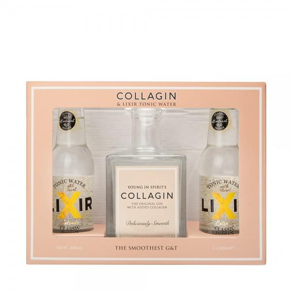 Collagin & Lixir Tonic Gift Set 50cl