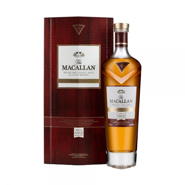 Macallan Rare Cask Batch 2 2019 70Cl