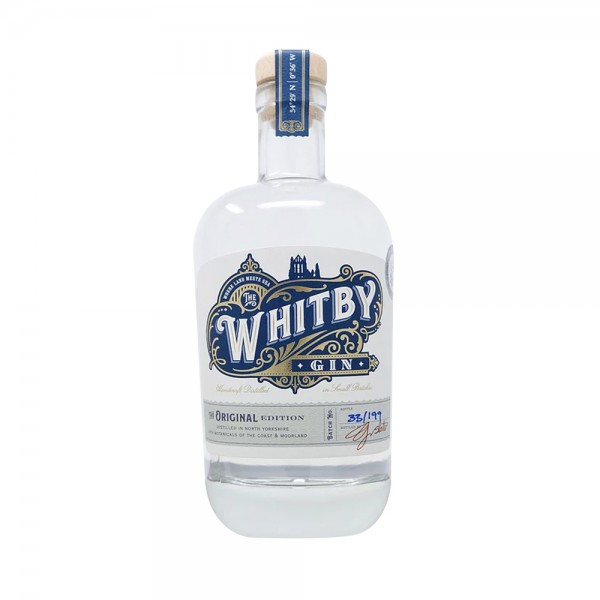 Whitby Gin - The Original Edition 70cl