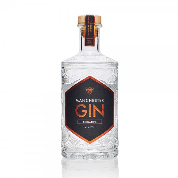 Manchester Gin Signature Gin 50cl