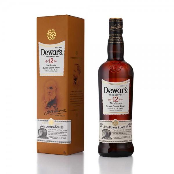 Dewars (70cl) Blended (Gift Boxed)