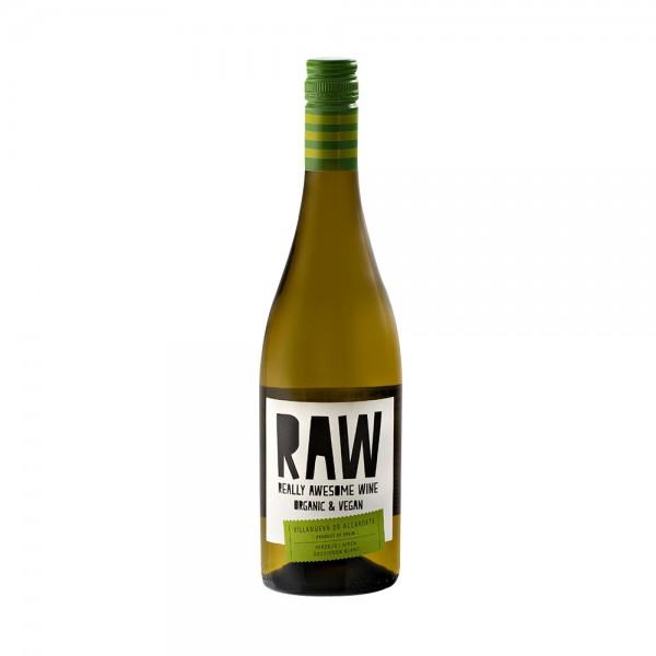 RAW Spanish White Wine 2018 75cl