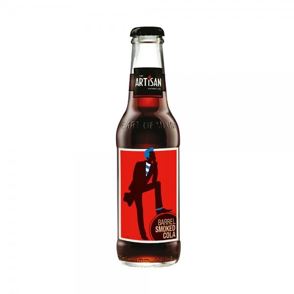 Artisan Smoked Barrel Cola 20cl
