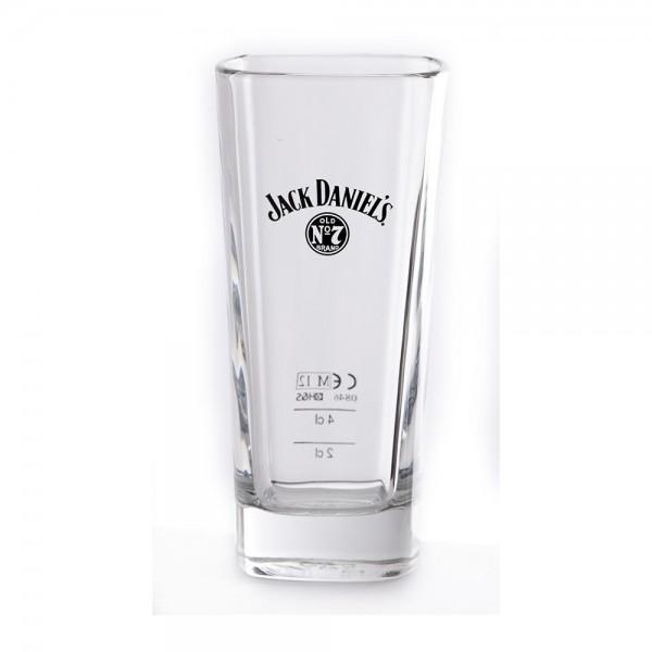 Jack Daniels Branded Glass