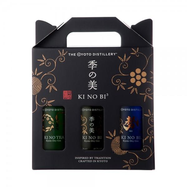 Ki No Bi Gift Pack 3X20Cl
