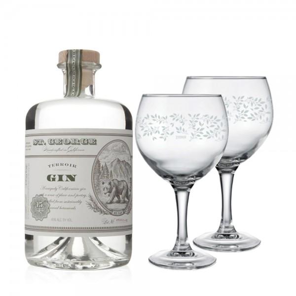 St George Terroir Gin 70cl
