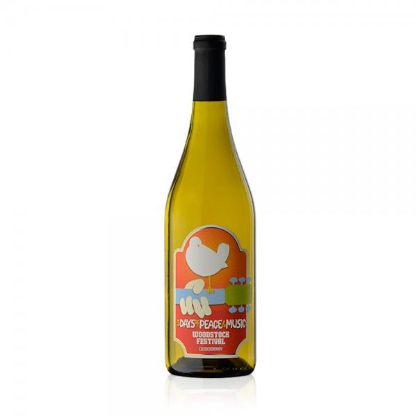 Wines that Rock Woodstock Chardonnay 2012