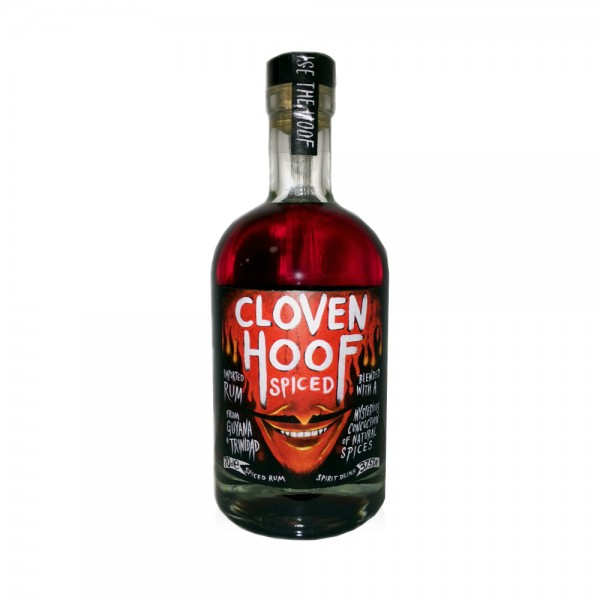 Cloven Hoof Rum 70cl