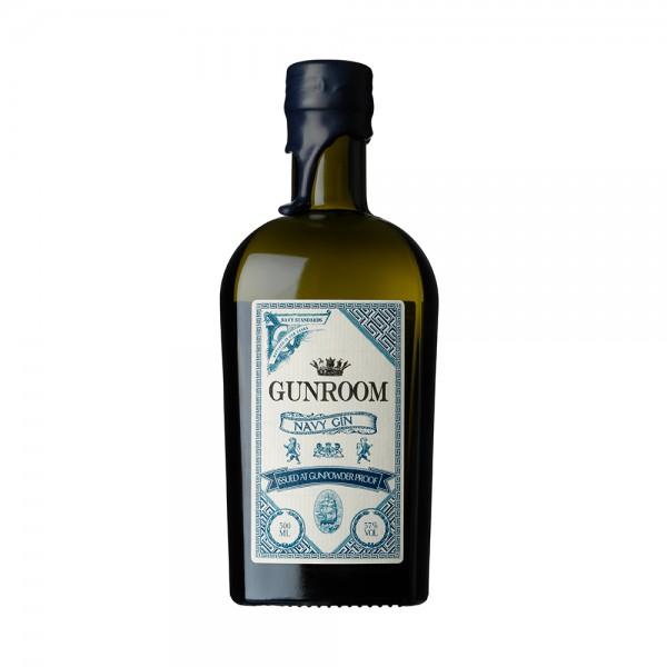 Gunroom Navy Strength Gin 50Cl
