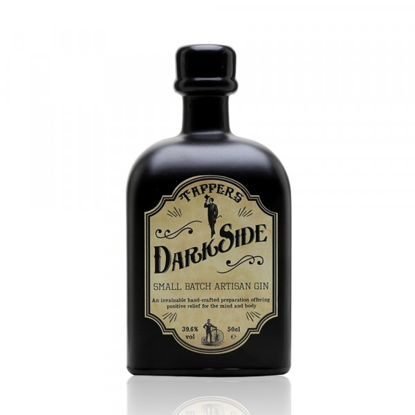Tapper's Darkside Gin 50cl