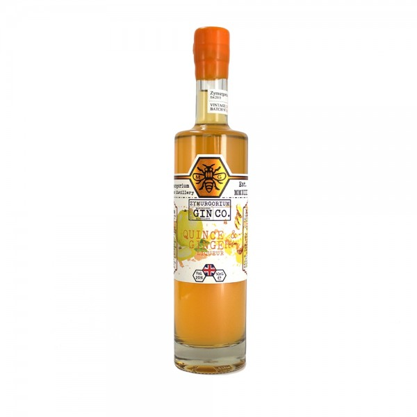 Zymurgorium Quince & Jamaican Ginger Gin Liqueur