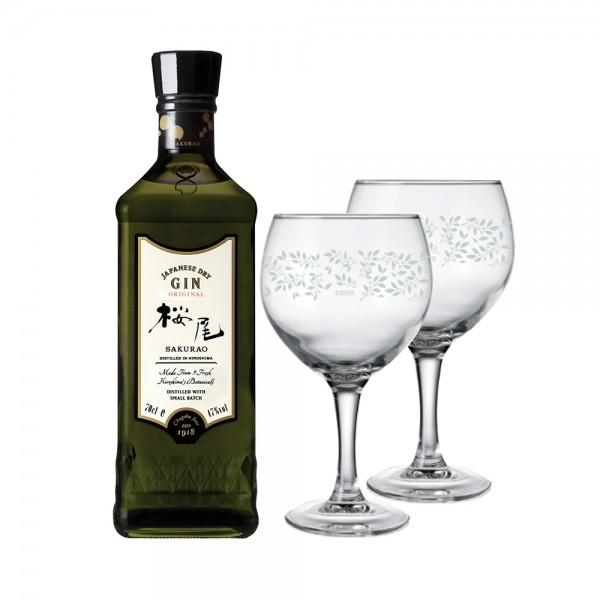 Sakurao Gin 70cl