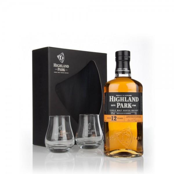 Highland Park 70cl Glass Pack