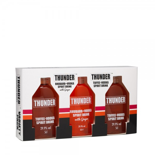 Thunder Variety Pack 3 x 5cl