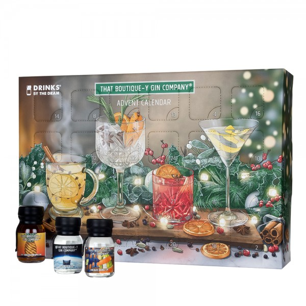 That Boutique-y Gin Company Advent Calendar 24X3Cl