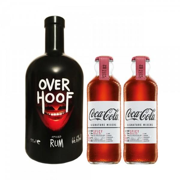Overhoof Spiced Rum 50cl