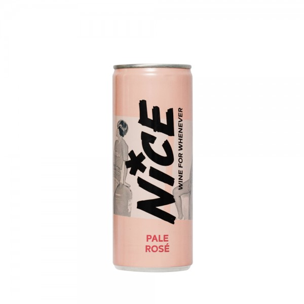 Nice Pale Rosé in a Can