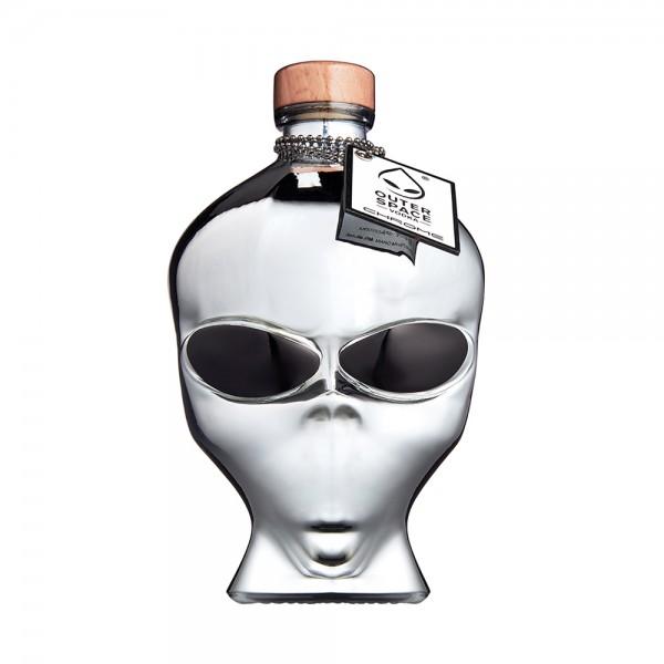 Outerspace Vodka Chrome 70cl