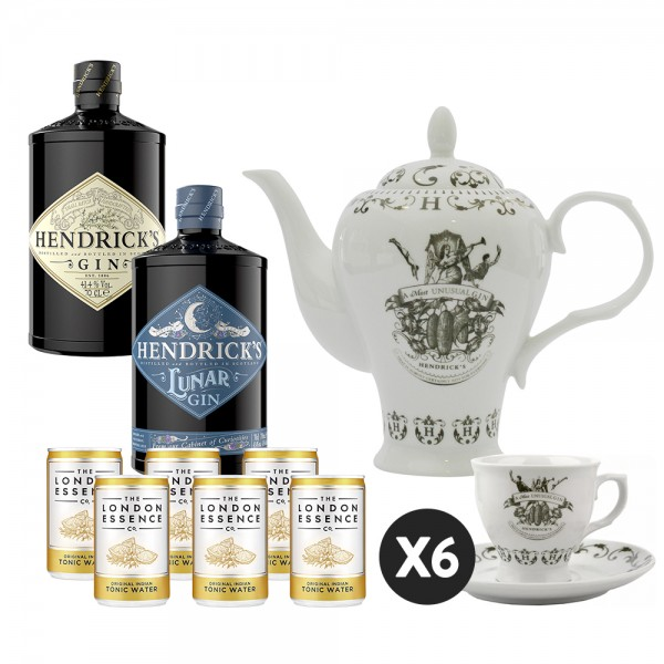 Hendrick's Spring G&Tea Bundle