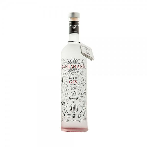 Santamania Madrid Dry Gin 70cl