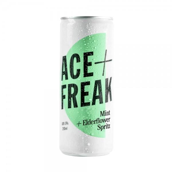 Ace + Freak Mint & Elderflower Spritz 25cl