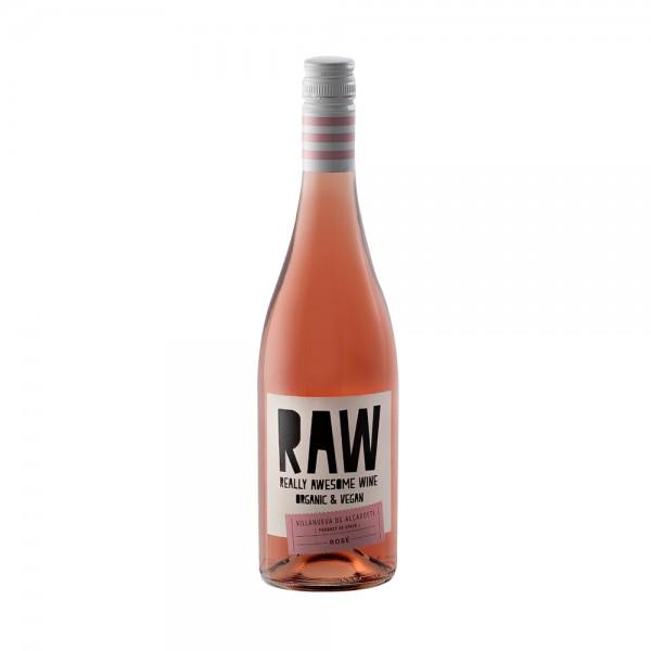 RAW Spanish Rosé Wine 2018 75cl