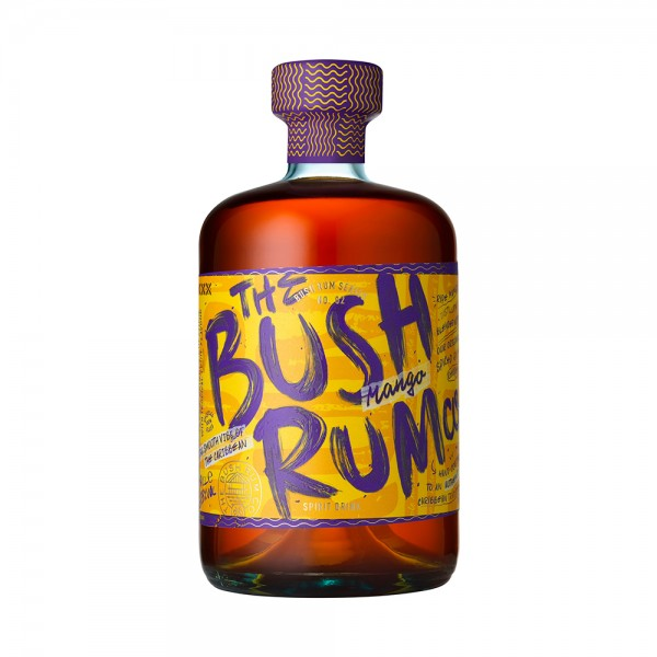 Bush Mango Rum 70cl