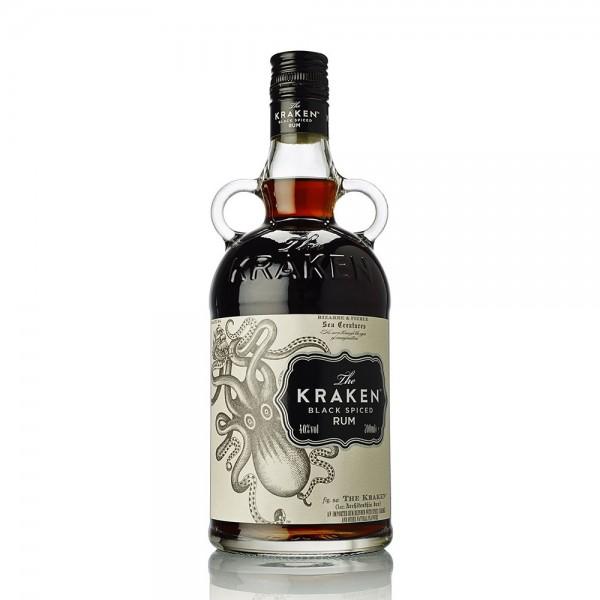 Kraken Black Rum Spiced 70cl