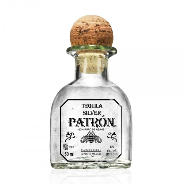 Patron Silver Tequila 5cl