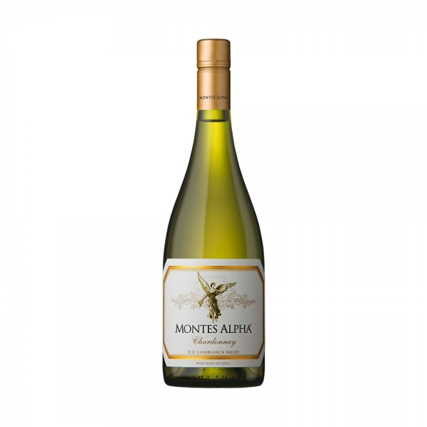 Montes Alpha Casablanca Chardonnay 75cl