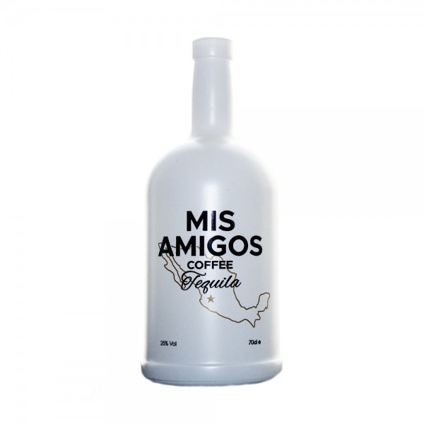 Mis Amigos Coffee Tequila Liqueur 70Cl