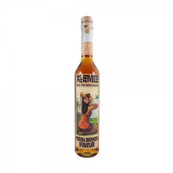Alamea Peach Brandy Liqueur 50Cl