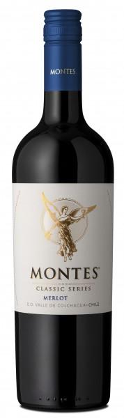 Montes Alpha Merlot 75cl