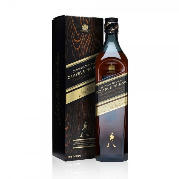 Johnnie Walker Double Black (70cl) (Gift Boxed)