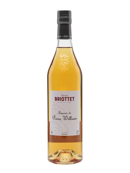 Edmond Briottet Liqueur de Poire William 70cl