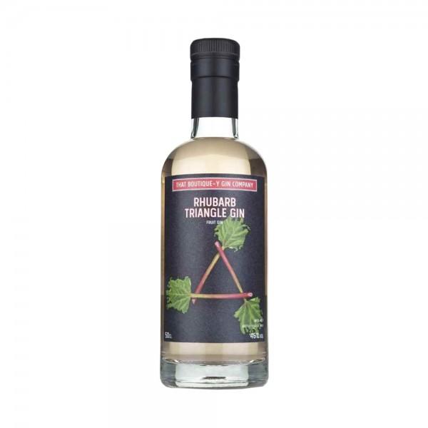TBGC Rhubarb Gin