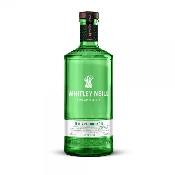 Whitley Neill Gin Aloe & Cucumber Gin 70cl