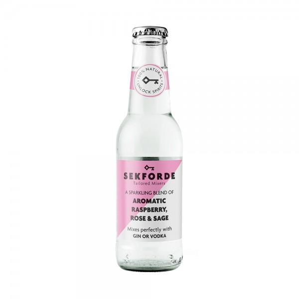Sekforde Raspberry & Rose Mixer 20cl