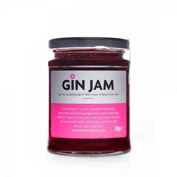 Pinkster Gin Jam