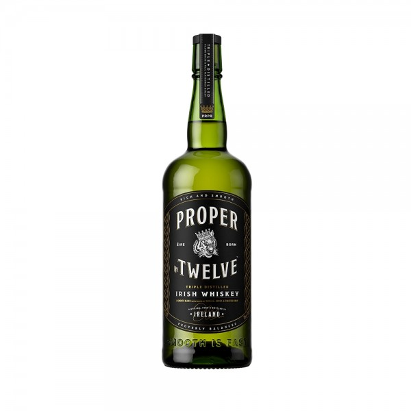 Proper no Twelve Irish Whiskey 70cl
