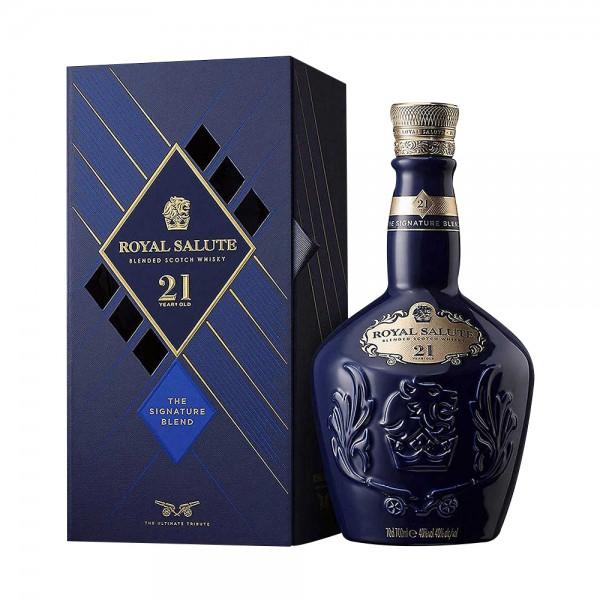 Royal Salute 21YO Whisky 70cl