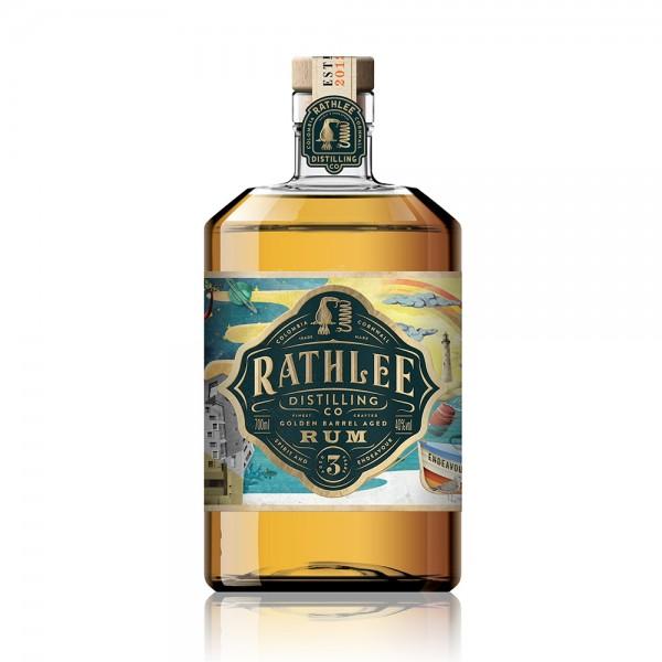Rathlee Rum 70cl