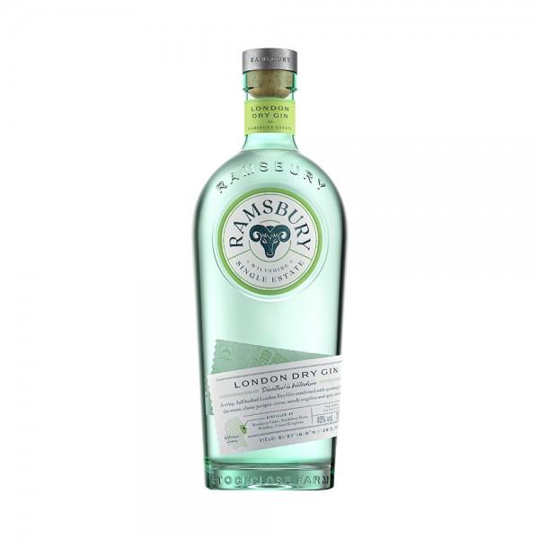 Ramsbury Single Estate Gin 70cl
