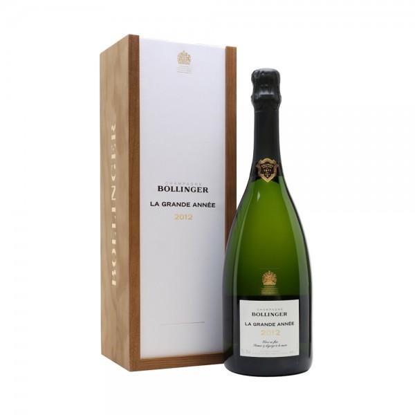 Bollinger La Grande Année (2012) Gift Boxed 75cl