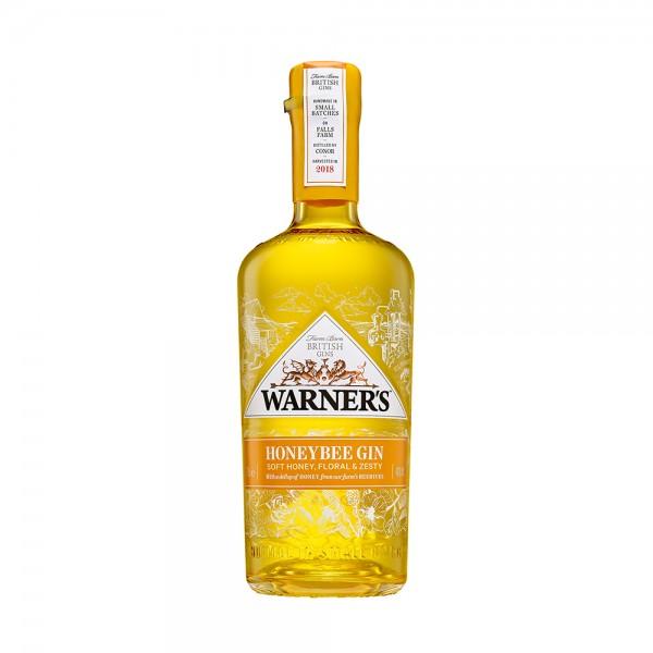 Warner's Honeybee Gin 50Cl