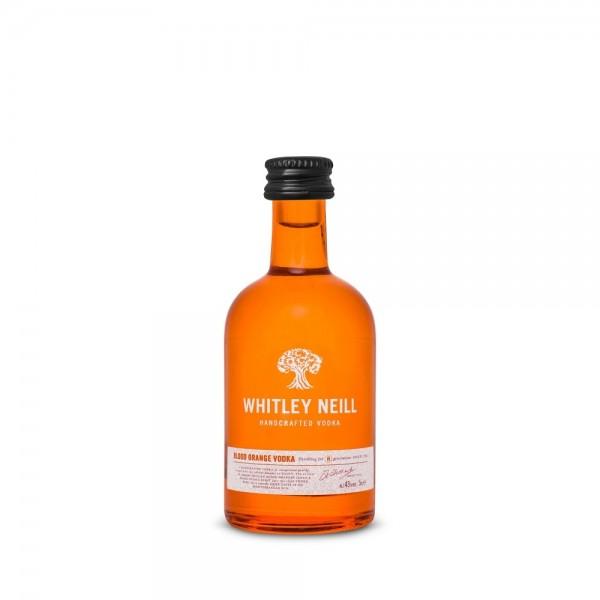Whitley Neil Blood Orange Vodka 5cl